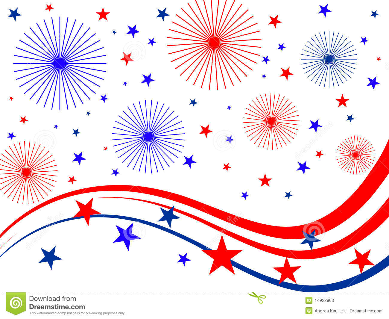 Fireworks clipart independence day firework Day Fireworks Independence Independence cliparts