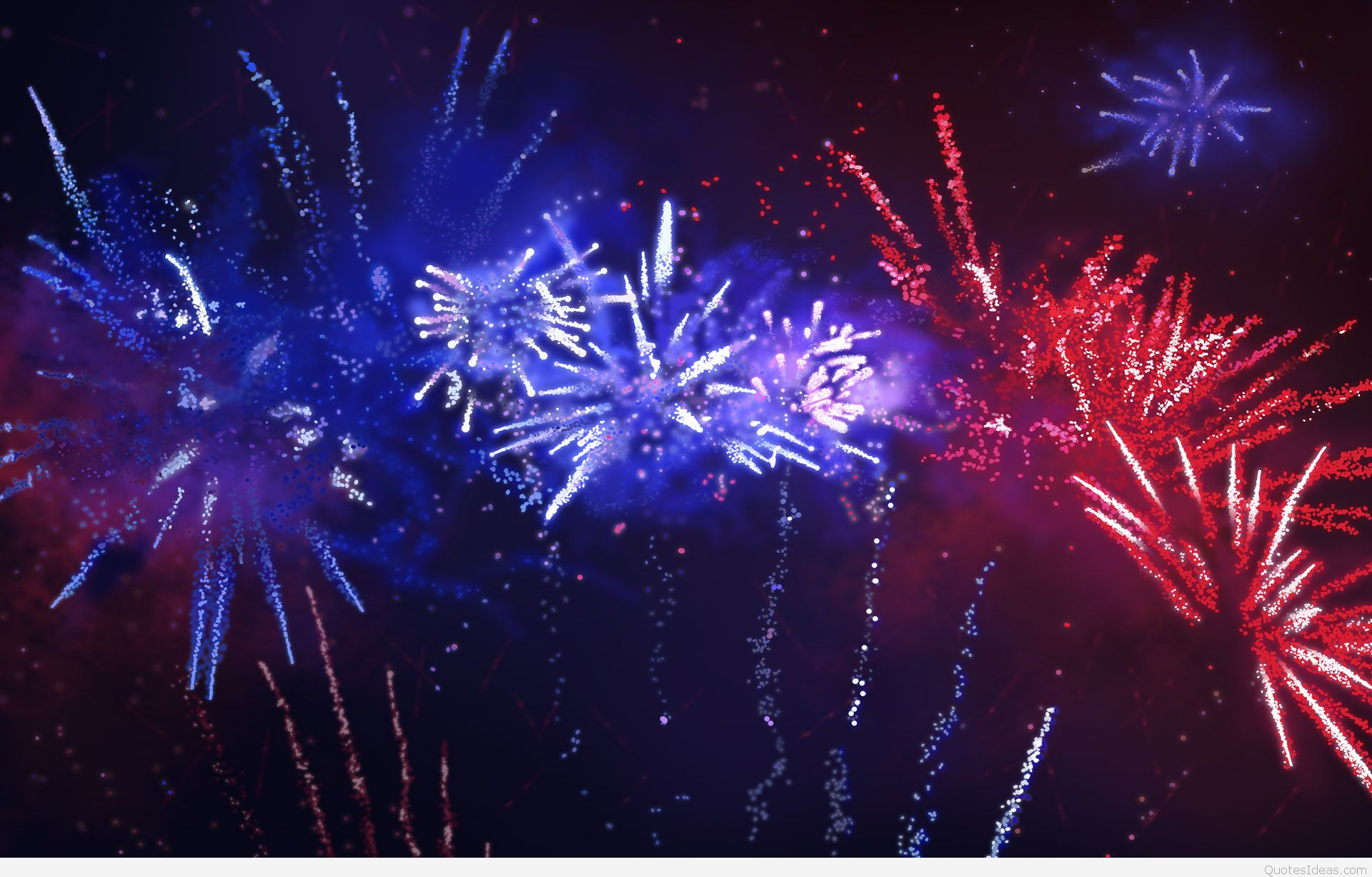 Fireworks clipart january Happy fireworks 2016 and new