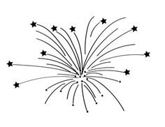 Fireworks clipart january Me tuned Fireworks art some
