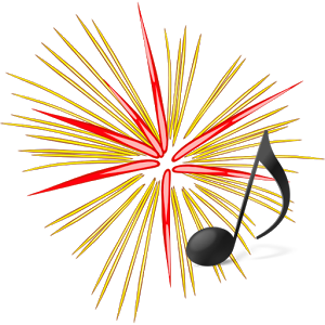 Fireworks clipart roman candle On Firework & Apps Sounds