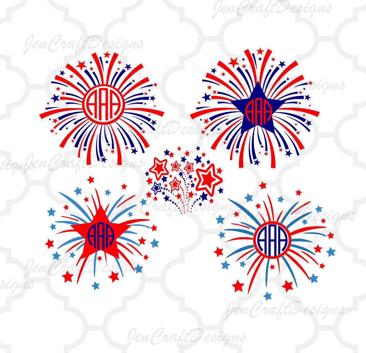 Fireworks clipart memorial day Independence day of Fireworks Fireworks