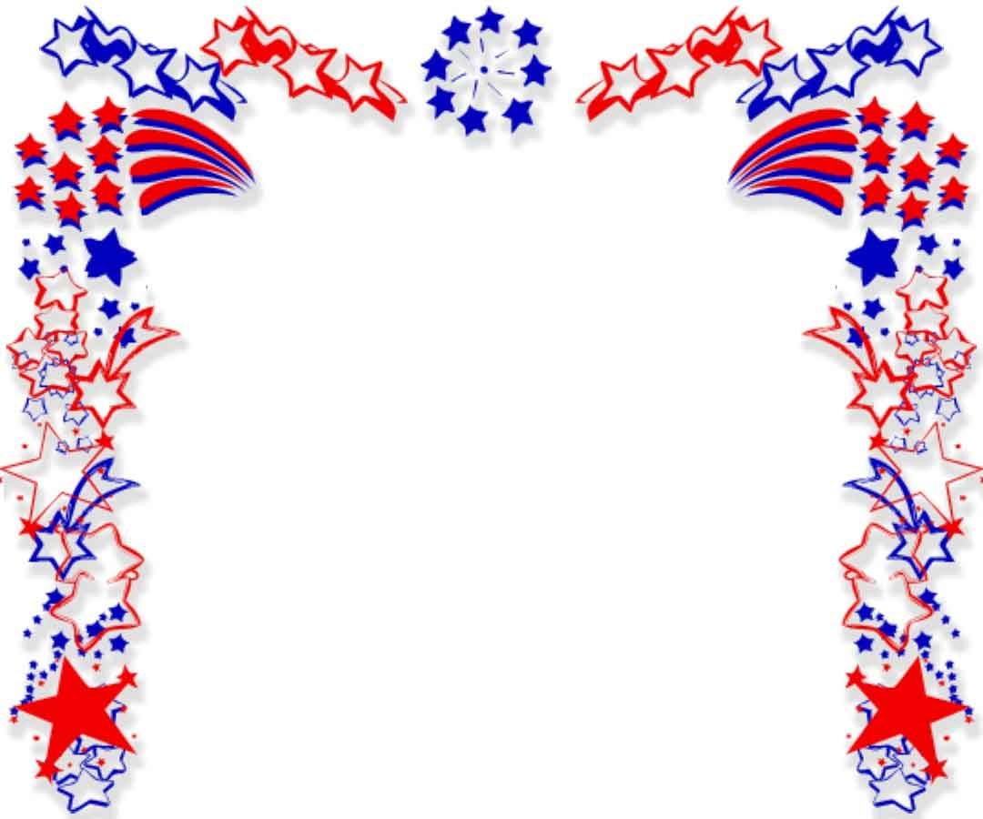 Fireworks clipart memorial day Happy free Memorial day Day