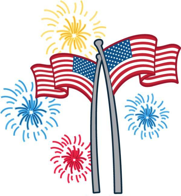 Fireworks clipart mickey mouse And 4th Pictures Images Clipart