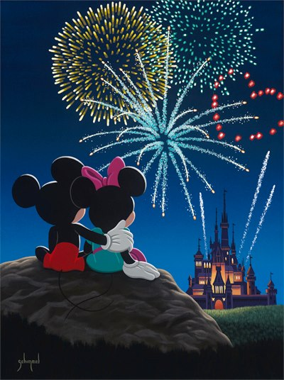 Fireworks clipart mickey mouse _ d Mouse mickey+minnie+Fireworks=LOVE fireworks