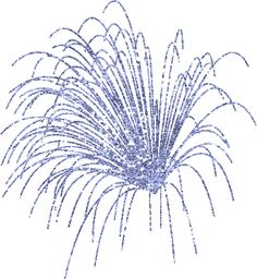 Silver clipart blue firework Plan Fireworks  Party Party