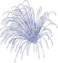 Light Blue clipart firework Clipart Plan Fireworks Party Blue