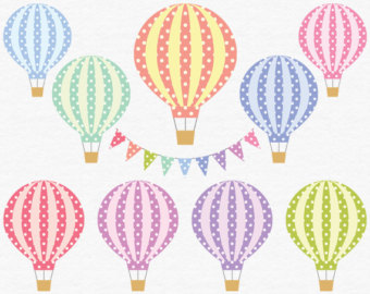 Fireworks clipart pastel Baby Balloon Fourth Fireworks Clipart
