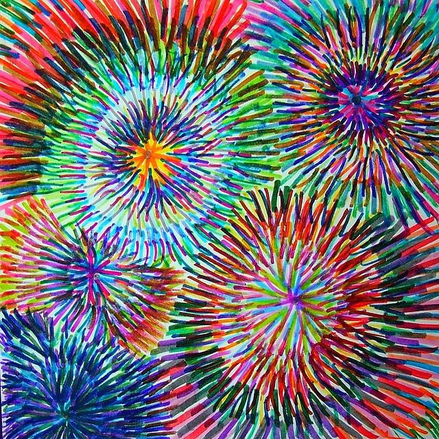 Fireworks clipart pastel Pinterest 20+ fireworks How to