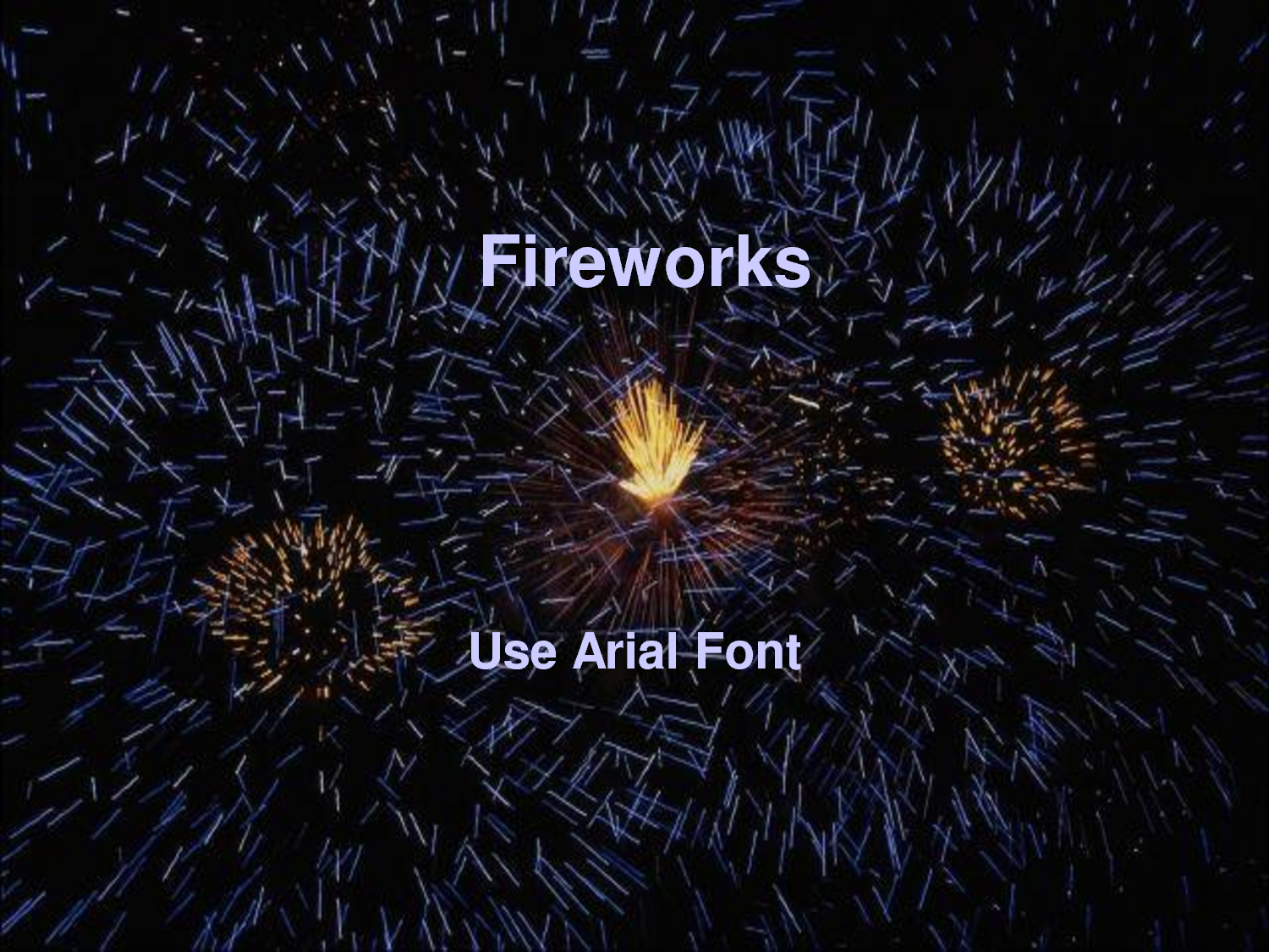 Sparklers clipart powerpoint free download #12