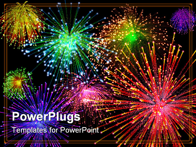 Fireworks clipart powerpoint free download For image Moving Free For