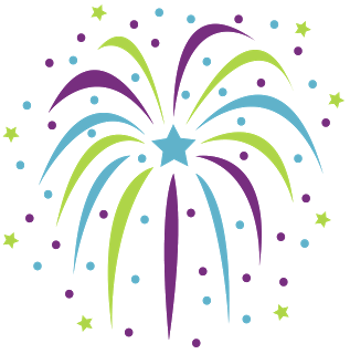New Year clipart firecracker Black White Free Clipart clipart