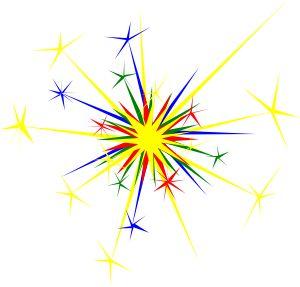 Fireworks clipart sparkler On fireworks Cartoon Newnhamm 20+