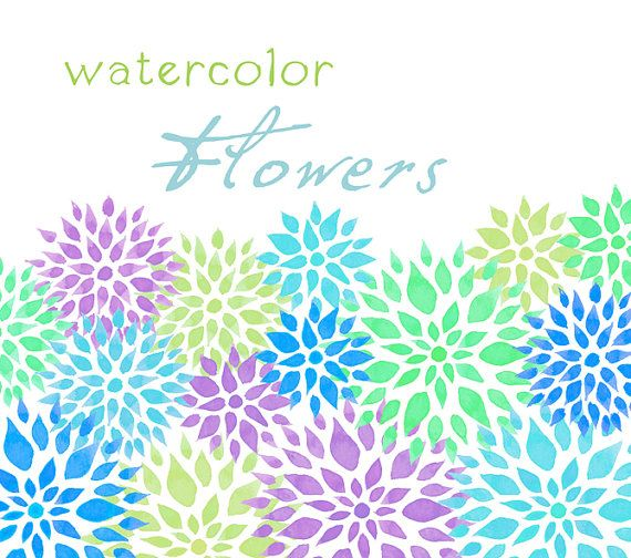 Fireworks clipart teal Best Watercolor Pinterest See on