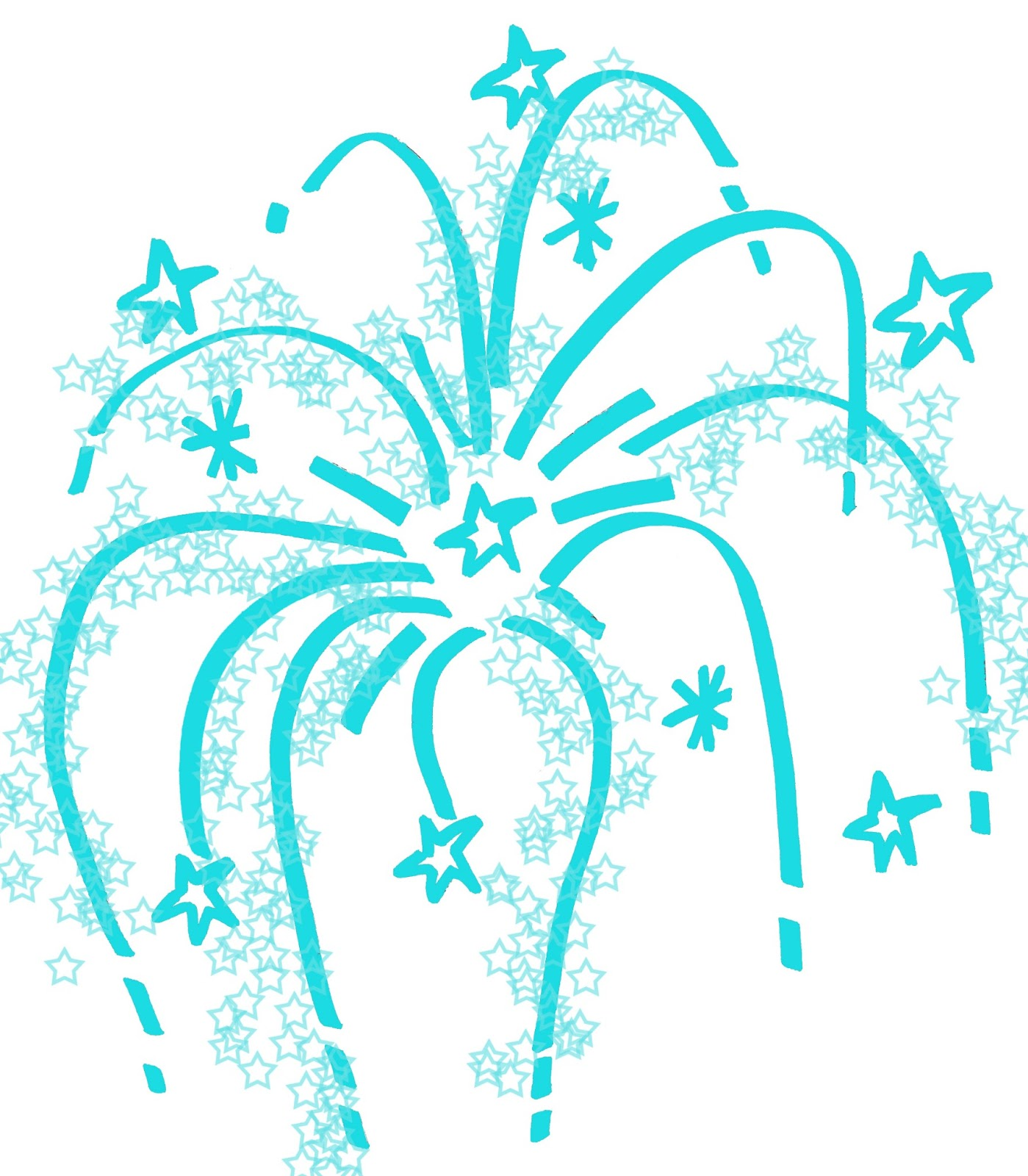 Fireworks clipart teal 1812 musical of was so