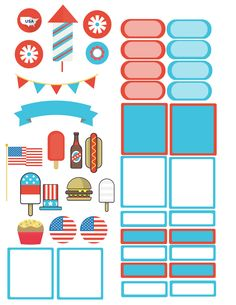 Fireworks clipart teal Fireworks Stickers art Clip Clip