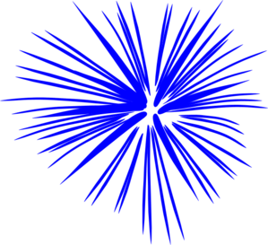 Light Blue clipart firework Transparent Free Clipart 4th%20of%20july%20fireworks%20clipart%20png Images