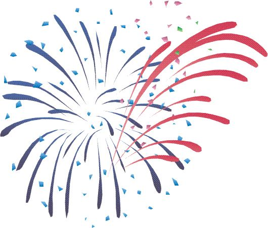 Light Blue clipart firework You that Fireworks Heights like