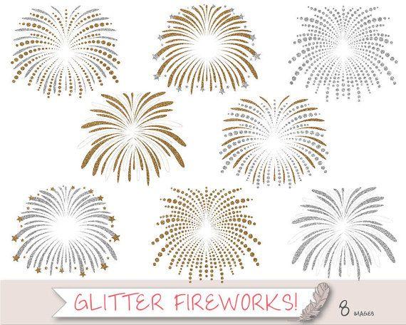 Fireworks clipart wedding Clipart Clip Art Fireworks NYE