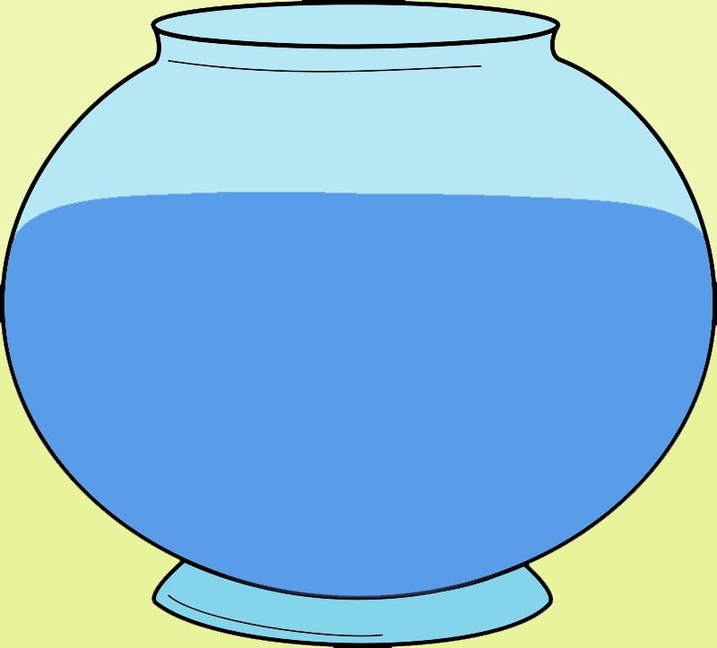 Fish Bowl clipart Clipartix Fish illustration bowl clip