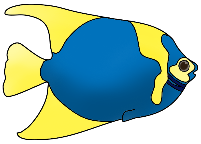 Butterflyfish clipart blue fish Images Fish colorful%20fish%20clipart Free Clipart