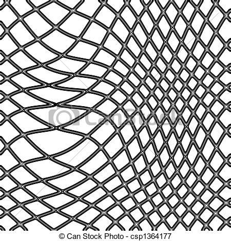 Fish Net clipart #11