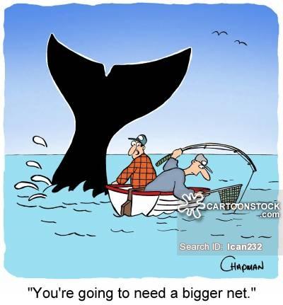 Fish Net clipart big 2 63 Comics CartoonStock funny