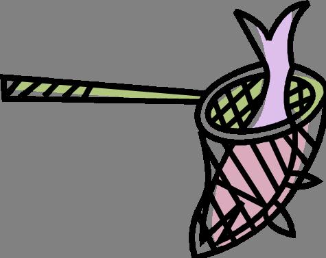 Fish Net clipart cartoon Source Cartoon they Info Net
