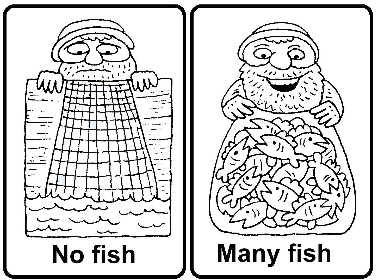 Fish Net clipart empty Sliding Full Lambsongs fishes Black