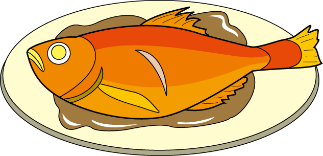 Fish Net clipart fish meat Fish fish fish Pictures Cooked