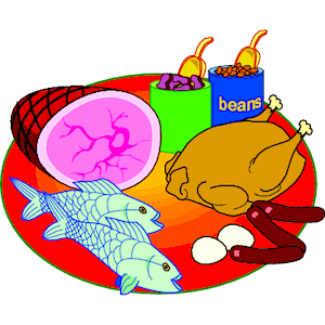 Beef clipart meat alternative R1savh Fish Free Meat Clipart_1998