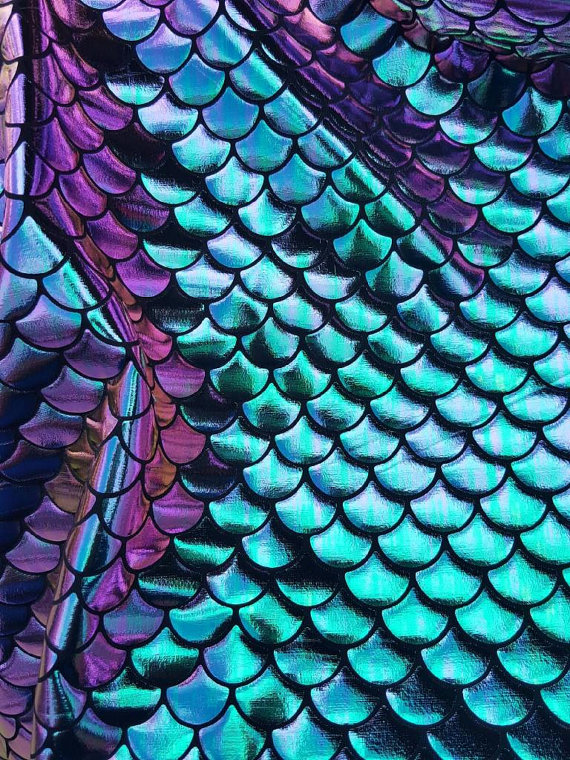 Fish Net clipart fish scale Tone  Fabric Spandex Tone