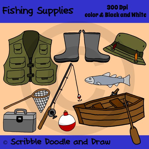Fishing Net clipart fishing equipment Fishing Tackle My Clip fishing