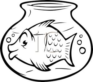 Inside clipart goldfish White Goldfish Clipart And Free