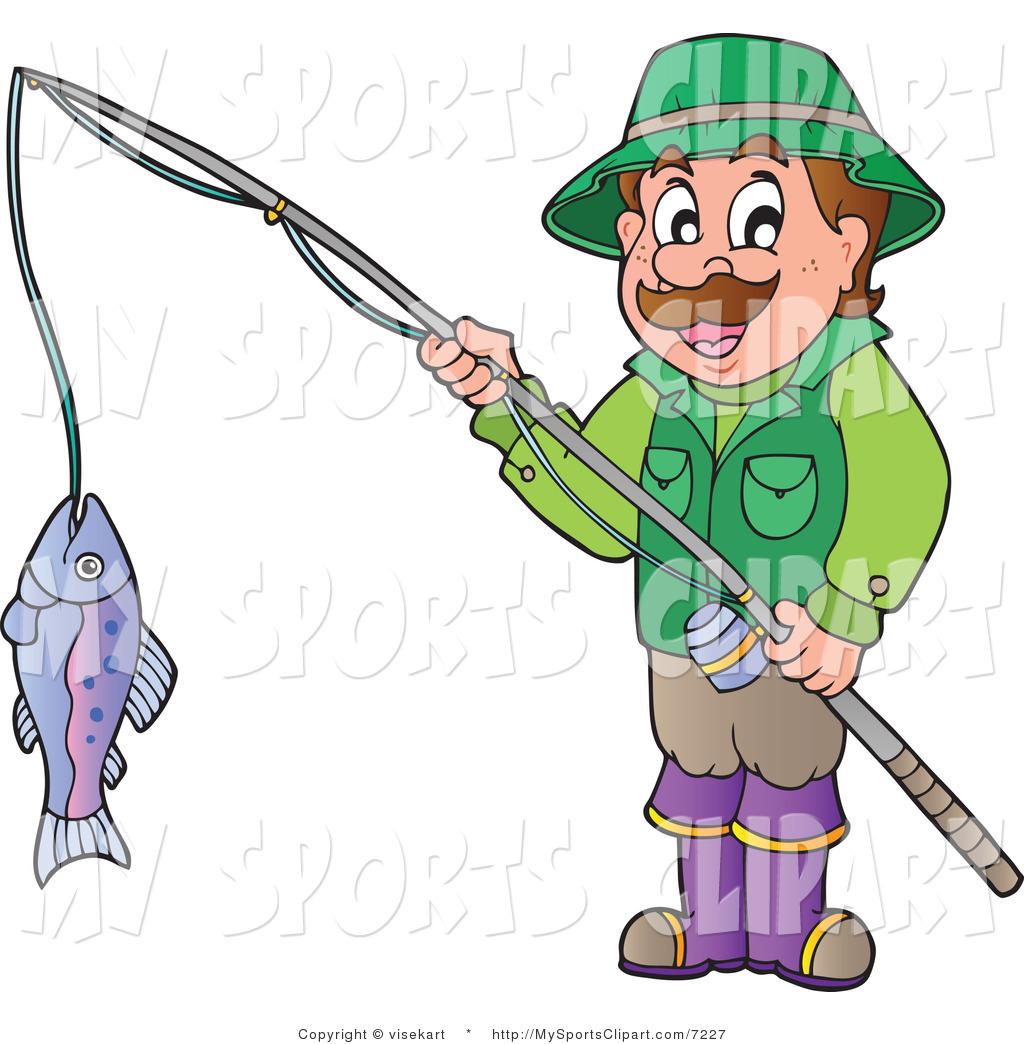 Fishing Net clipart man fishing Clipart Fishing Panda Clipart Man