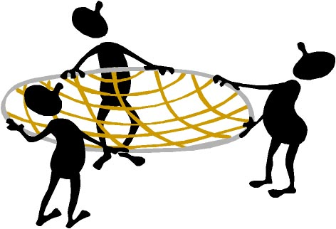 Fish Net clipart safety net See Net: Net of in