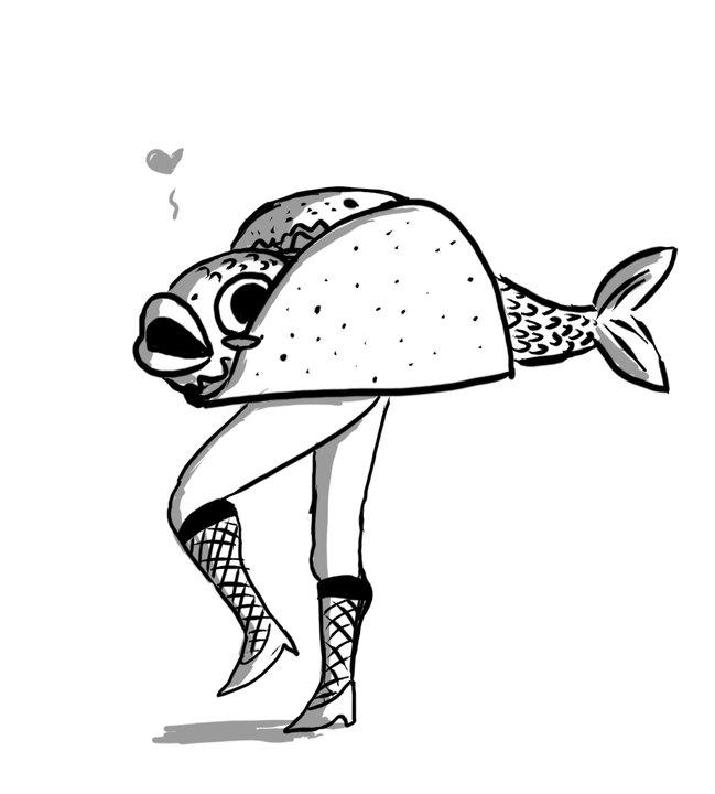 Fish Taco clipart Thusiasts Fish tacos! Taco tacos!