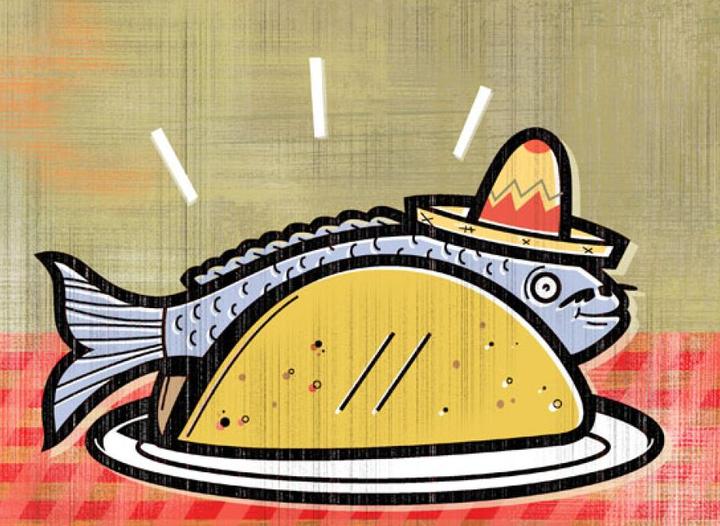 Fish Taco clipart Fish Tacos Chipotle and Secret