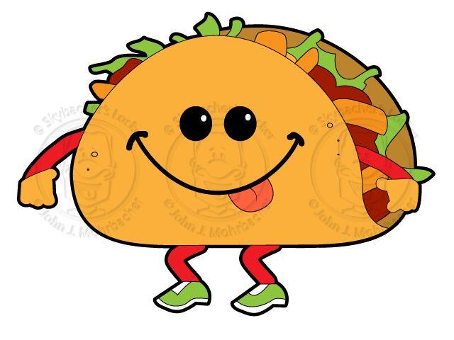 Tortilla clipart chip guacamole Taco 24 Pinterest best cartoon
