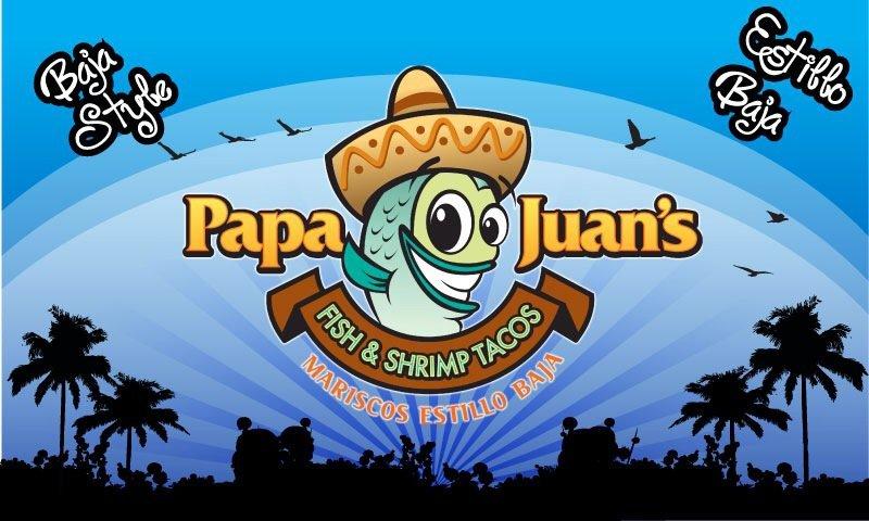 Fish Taco clipart fish scale Roaming Hunger Truck Papa Fish