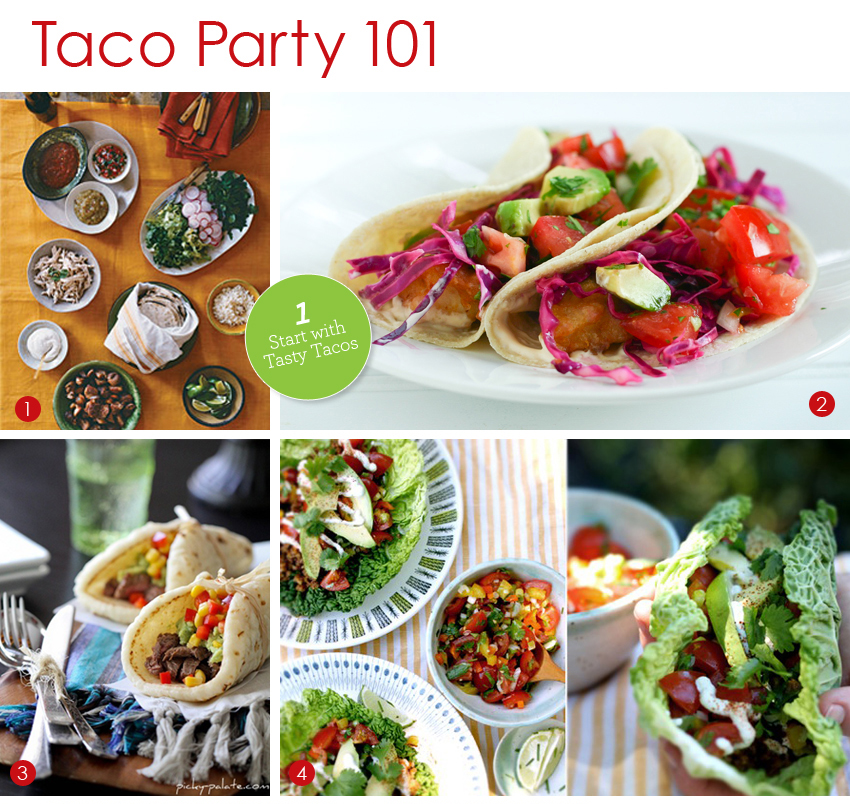 Fish Taco clipart taco bar Taco Bar Bars Taco Weddings