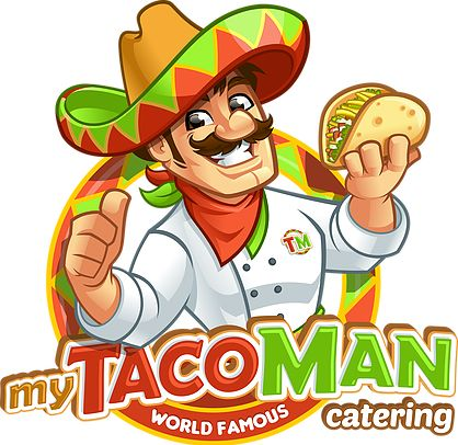 Fish Taco clipart taco man Find catering Best Taco 25+