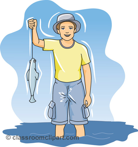 Fishing Rod clipart fisherman net Clipart for results fisherman #22340
