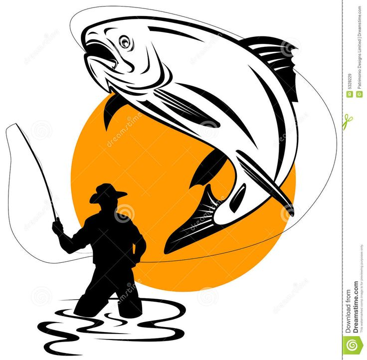 Fisherman clipart catch fish Catching 35 Fisherman on Image: