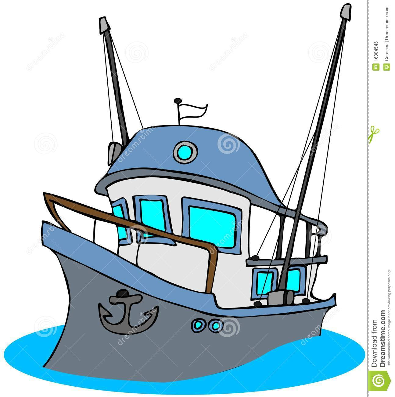 Fisherman clipart little boy  Boat Clipart Boat Clipart