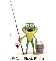 Fisherman clipart go fish #12
