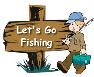 Fisherman clipart go fish #5