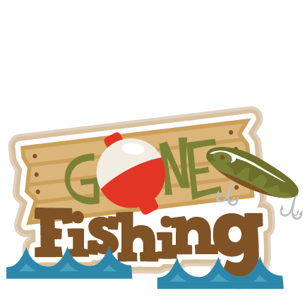 Fisherman clipart gone fishing #4