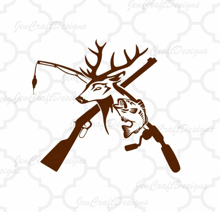 Fishing Rod clipart hunting and fishing Fishing Hunting and Vinyl best
