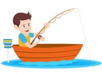 Fisherman clipart ship Kb Free Illustrations Pictures Girl