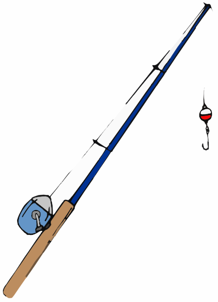 Fisherman clipart tool Free Pole Clipart Panda fishing%20pole%20with%20fish%20clipart